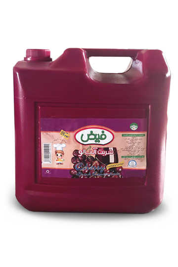 Cherry syrup 13 kg