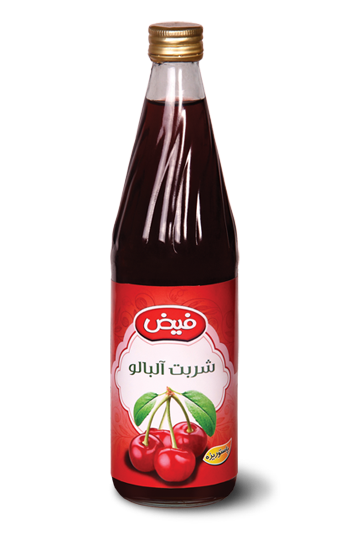 Cherry syrup 650 g