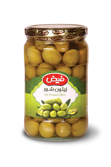 Pickled Olives